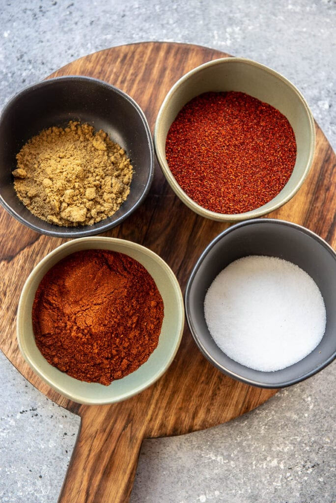 ingredients for gluten free chili